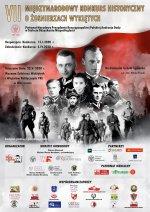 Serdecznie zapraszamy do udziału w VII Międzynarodowym Konkursie Historycznym o Żołnierzach Wyklętych