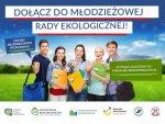Dołącz do Młodzieżowej Rady Ekologicznej!
