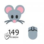 Eksperymentalny Dzień Myszy w klasie 3d