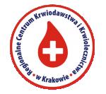 Apel Dyrektora Regionalnego Centrum Krwiodawstwa i Krwiolecznictwa w Krakowie