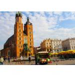 Wakacje w Krakowie