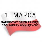 Narodowy Dzień Pamięci Żołnierzy Wyklętych – Kraków, 1 marca 2020